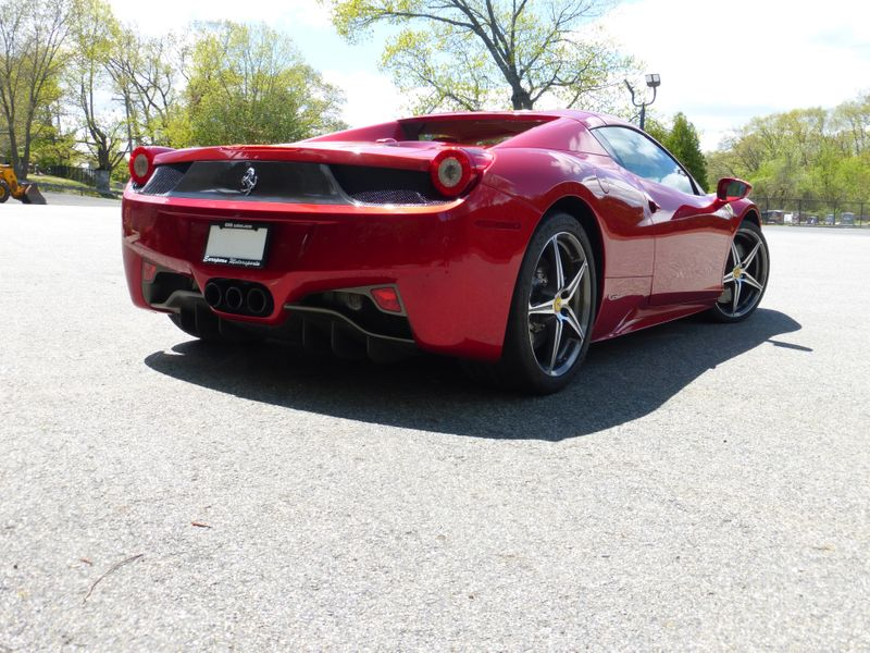 2013 Ferrari 458 Italia Spider  city MA  European Motorsports  in Lawrence, MA