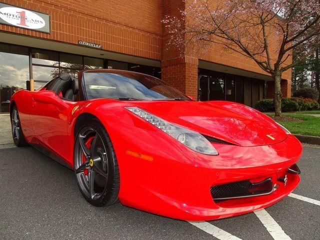 2013 Ferrari 458 Italia Base