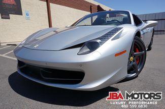 2013 Ferrari 458 Italia Spider Convertible ~ Only 14k LOW Miles!!  | MESA, AZ | JBA MOTORS in Mesa AZ