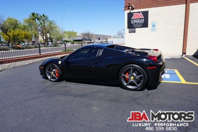 2013 Ferrari 458 Italia Spider Convertible in Mesa, AZ 85202