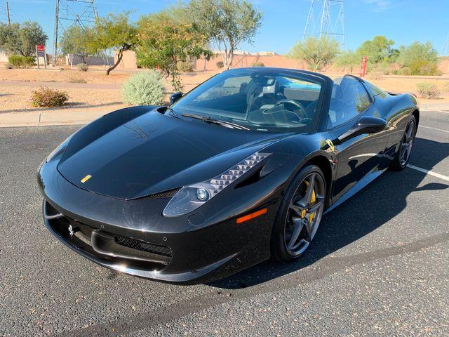 2013 Ferrari 458 Italia Spider in , Arizona 85255