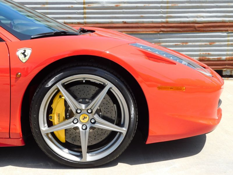 2013 Ferrari 458 Italia Coupe  city TX  Dallas Motorsports  in Wylie, TX