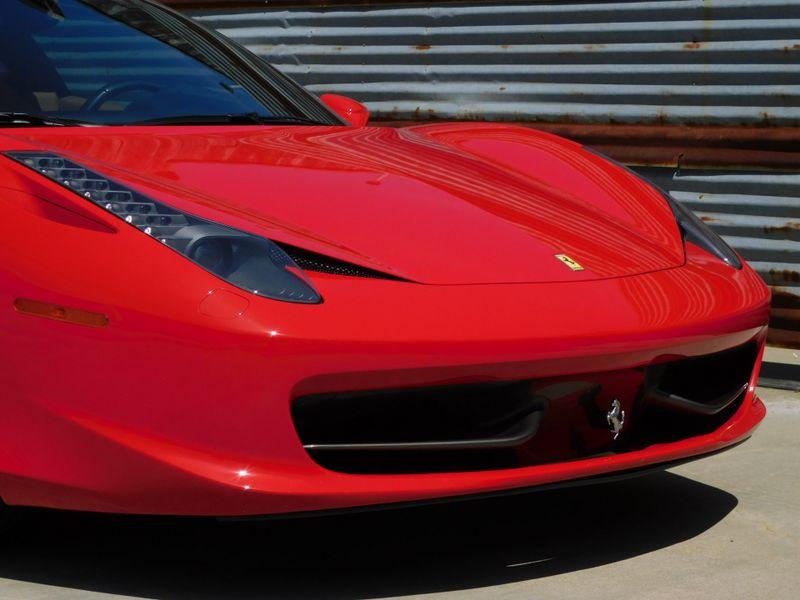 2013 Ferrari 458 Italia Coupe  city TX  Dallas Motorsports  in Wylie, TX