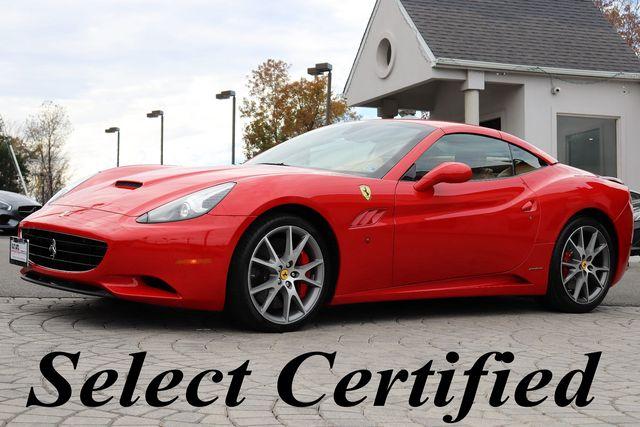2013 Ferrari California  in Alexandria VA