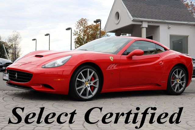 2013 Ferrari California  in Alexandria VA
