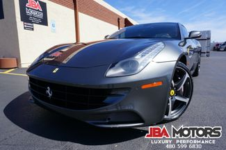 2013 Ferrari FF Coupe Front Lift Carbon Fiber Diamond Stitch Rear Camera in Mesa, AZ 85202