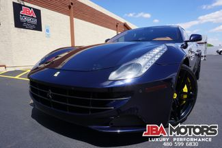 2013 Ferrari FF Front Lift Pass Display Carbon Fiber LED Wheel WOW | MESA, AZ | JBA MOTORS in Mesa AZ