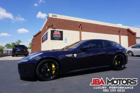 2013 Ferrari FF Front Lift Pass Display Carbon Fiber LED Wheel WOW   MESA, AZ   JBA MOTORS in MESA, AZ