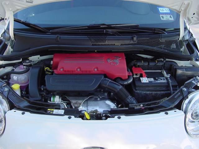 2013 Fiat 500 Abarth Austin , Texas 18