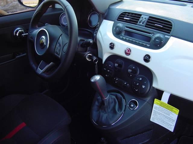 2013 Fiat 500 Abarth Austin , Texas 13