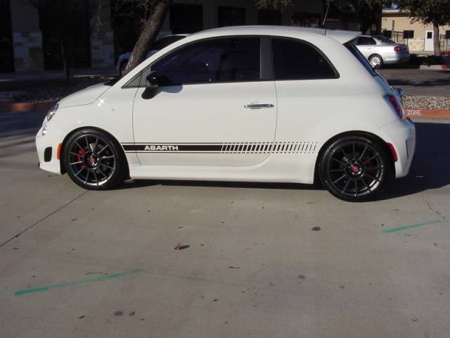 2013 Fiat 500 Abarth Austin , Texas 3