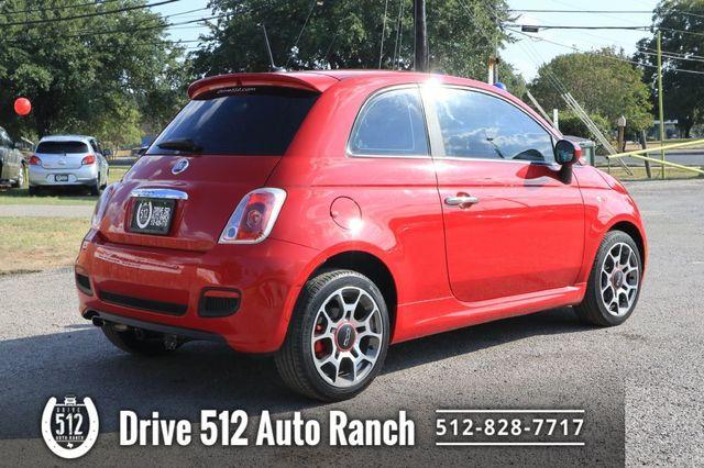 2013 Fiat 500 Sport in Austin, TX 78745
