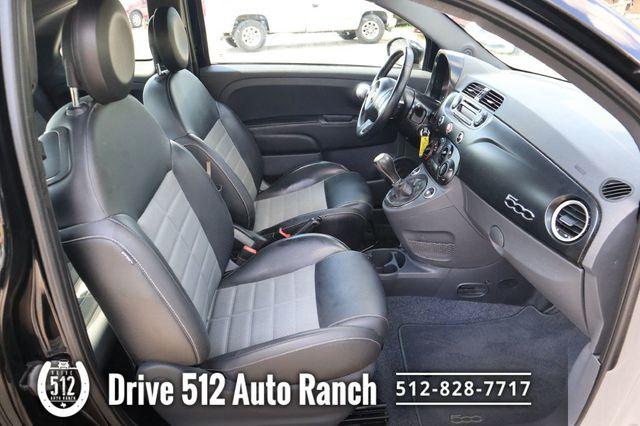 2013 Fiat 500 Turbo Cattiva in Austin, TX 78745