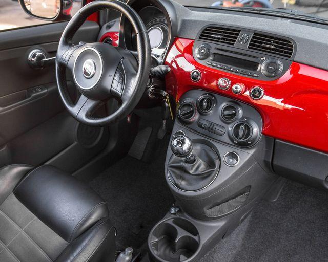 2013 Fiat 500 Sport Burbank, CA 14