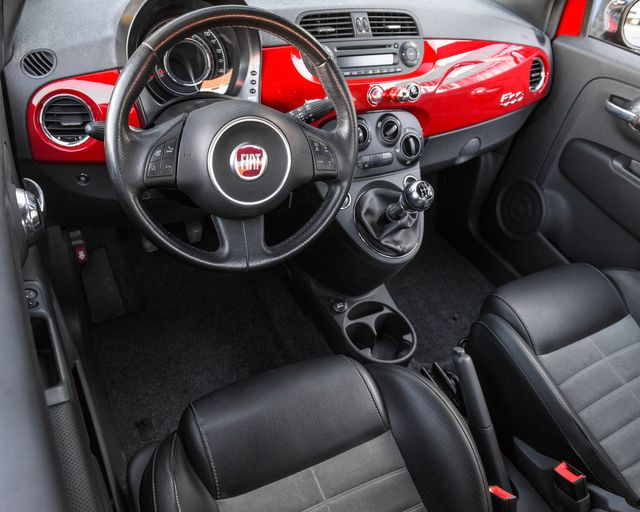 2013 Fiat 500 Sport Burbank, CA 15