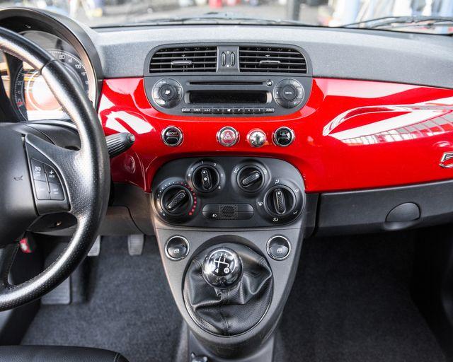 2013 Fiat 500 Sport Burbank, CA 17