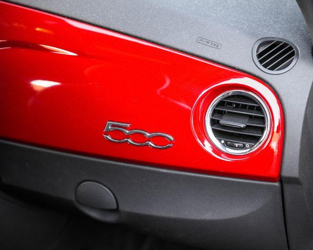 2013 Fiat 500 Sport Burbank, CA 21