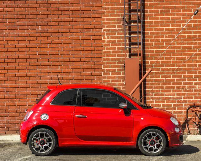 2013 Fiat 500 Sport Burbank, CA 3