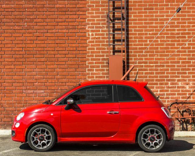 2013 Fiat 500 Sport Burbank, CA 4