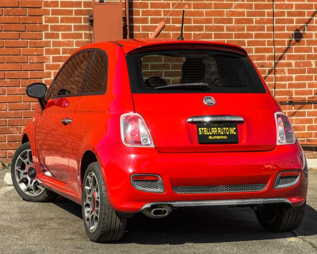 2013 Fiat 500 Sport Burbank, CA 5
