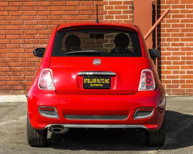 2013 Fiat 500 Sport Burbank, CA 6