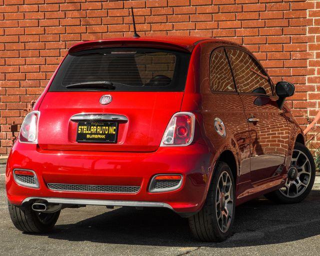 2013 Fiat 500 Sport Burbank, CA 7