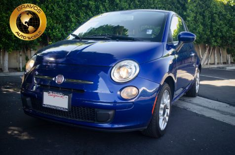 2013 Fiat 500 Pop in cathedral city