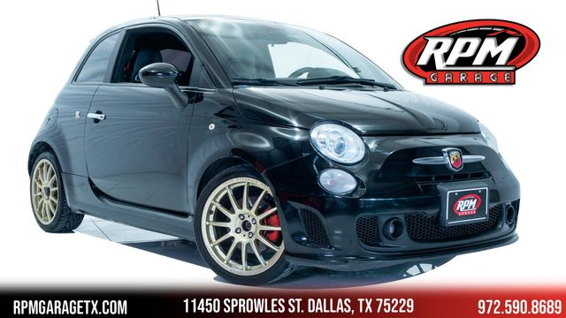 2013 Fiat 500 Abarth with Upgrades