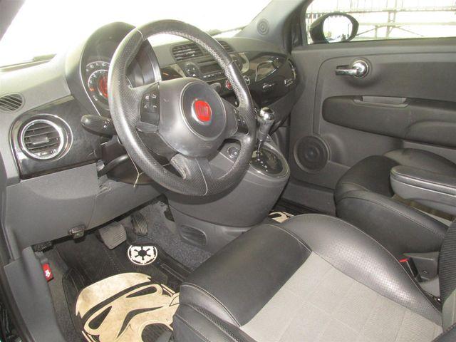 2013 Fiat 500 Sport Gardena, California 4