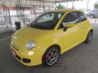 2013 Fiat 500 Sport Gardena, California
