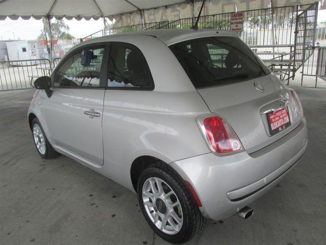 2013 Fiat 500 Pop Gardena, California 1