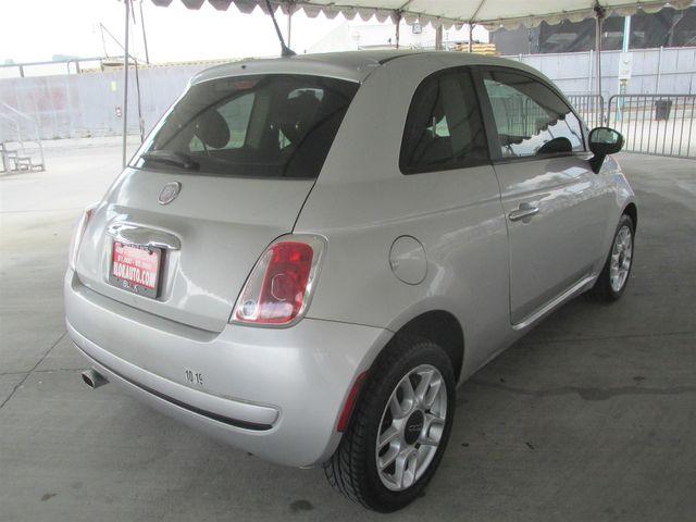 2013 Fiat 500 Pop Gardena, California 2