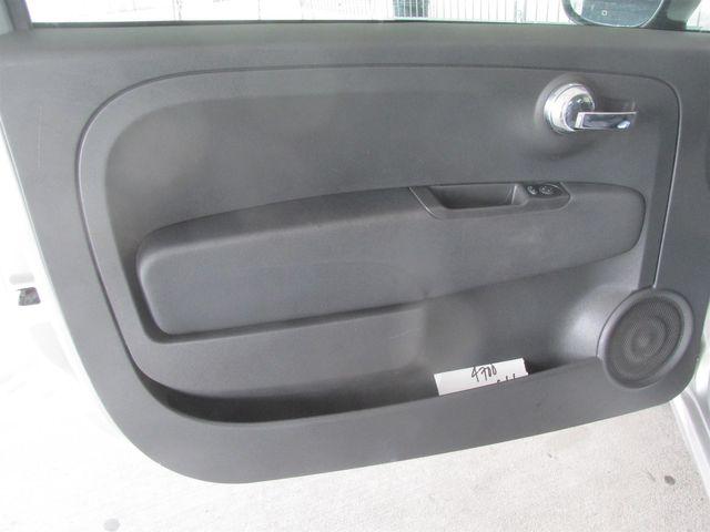 2013 Fiat 500 Pop Gardena, California 9