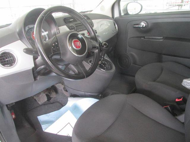 2013 Fiat 500 Pop Gardena, California 4