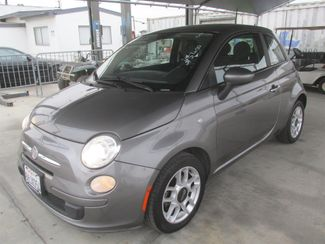 2013 Fiat 500 Pop Gardena, California