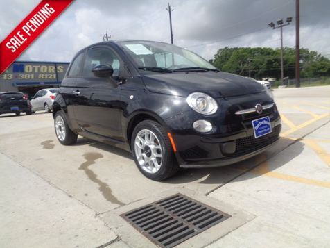 2013 Fiat 500 Pop in Houston