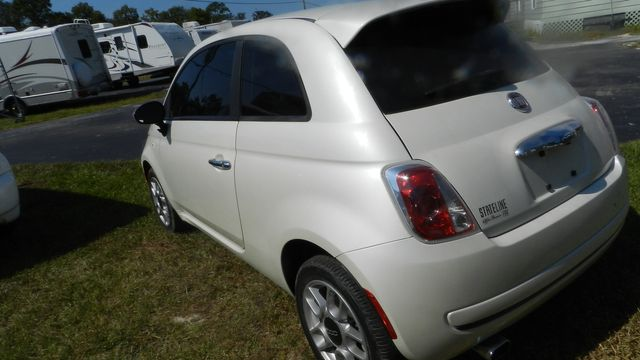 2013 Fiat 500 Pop Hudson , Florida 2