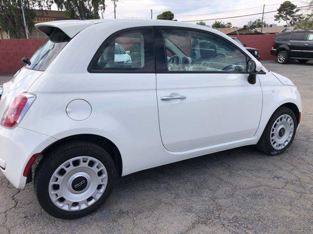 2013 Fiat 500 Pop CAR PROS AUTO CENTER (702)405-9905 Las Vegas, Nevada 3