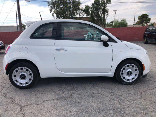 2013 Fiat 500 Pop CAR PROS AUTO CENTER (702)405-9905 Las Vegas, Nevada 4