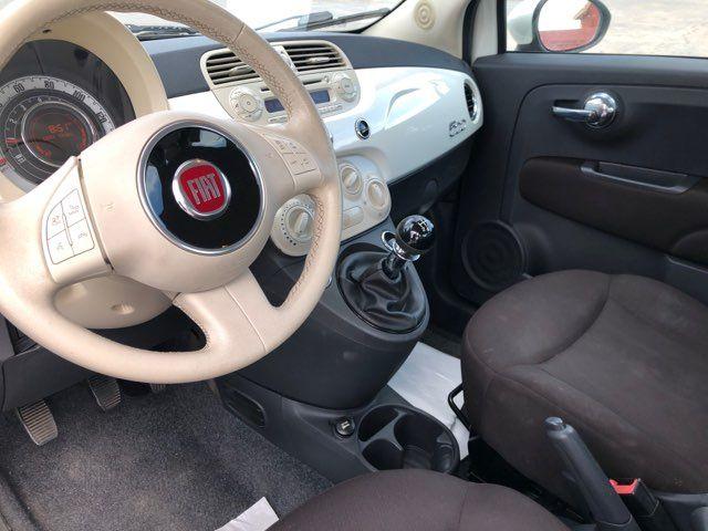 2013 Fiat 500 Pop CAR PROS AUTO CENTER (702)405-9905 Las Vegas, Nevada 7