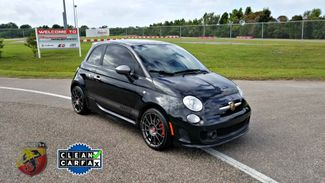 2013 Fiat 500 Abarth 5 SPEED MANUAL CLEAN CARFAX TURBO | Palmetto, FL | EA Motorsports in Palmetto FL