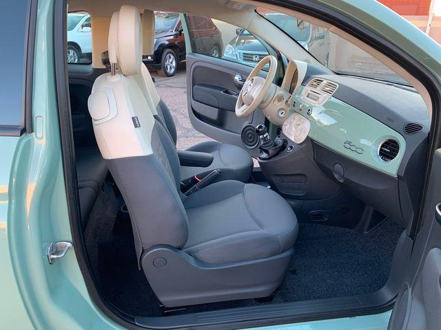 2013 Fiat 500 POP LOW MILES 3 MONTH/3 MILE NATIONAL POWERTRAIN WARRANTY Mesa, Arizona 11