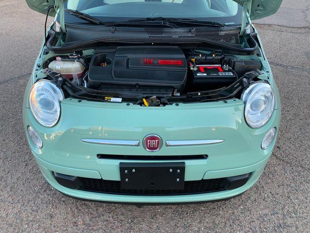 2013 Fiat 500 POP LOW MILES 3 MONTH/3 MILE NATIONAL POWERTRAIN WARRANTY Mesa, Arizona 8