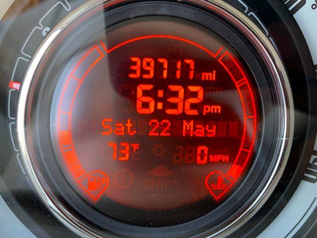 2013 Fiat 500 POP LOW MILES 3 MONTH/3 MILE NATIONAL POWERTRAIN WARRANTY Mesa, Arizona 17