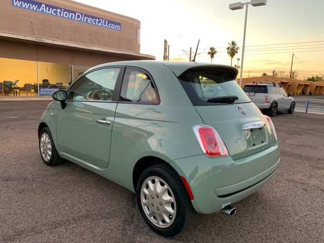 2013 Fiat 500 POP LOW MILES 3 MONTH/3 MILE NATIONAL POWERTRAIN WARRANTY Mesa, Arizona 2