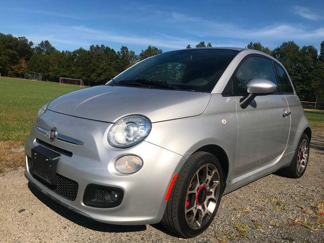 2013 Fiat 500 Sport Ravenna, Ohio
