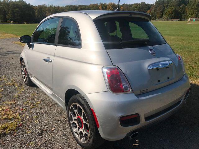 2013 Fiat 500 Sport Ravenna, Ohio 2