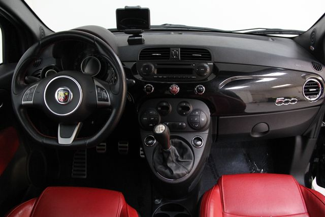 2013 Fiat 500 Abarth Richmond, Virginia 5