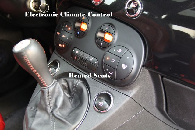 2013 Fiat 500 Abarth Richmond, Virginia 8