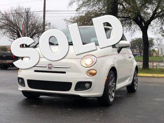 2013 Fiat 500 Sport in San Antonio, TX 78233